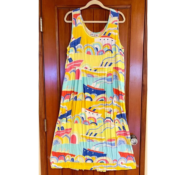 Jams World Dresses & Skirts - Cruise Ships Dress ~ Vintage Jams World